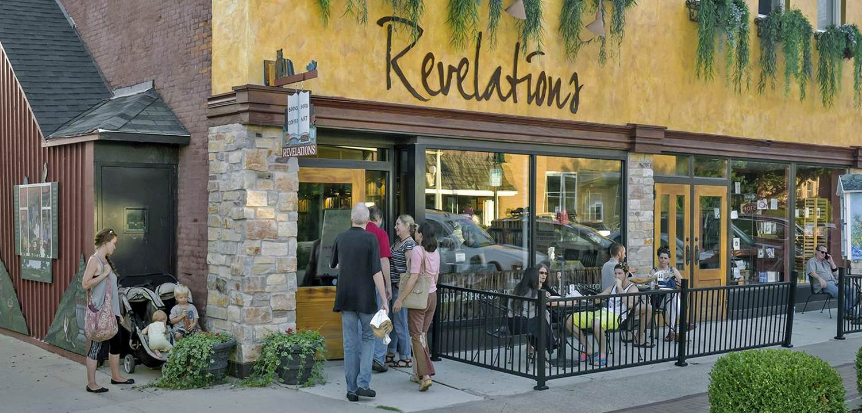 Dining And Restaurants In Fairfield Iowa